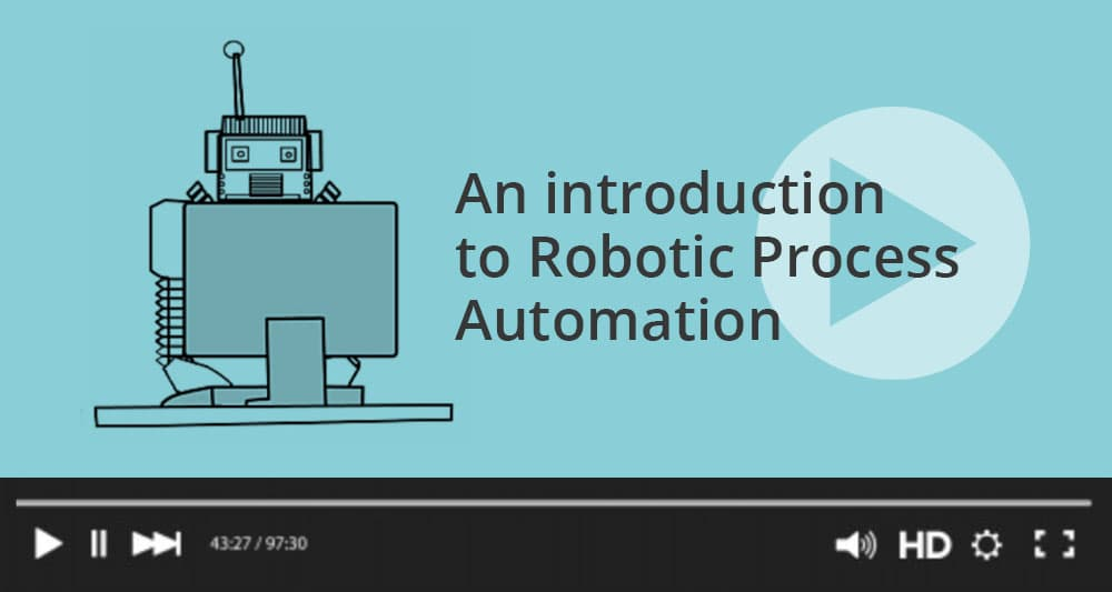 An Introduction To Robotic Process Automation Video| Ether Solutions